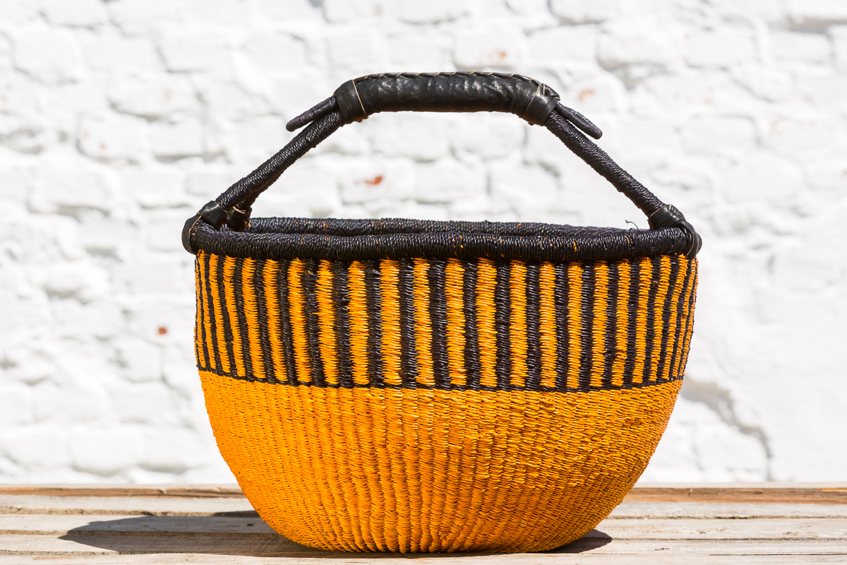 BOLGA BASKET Medium Tiger