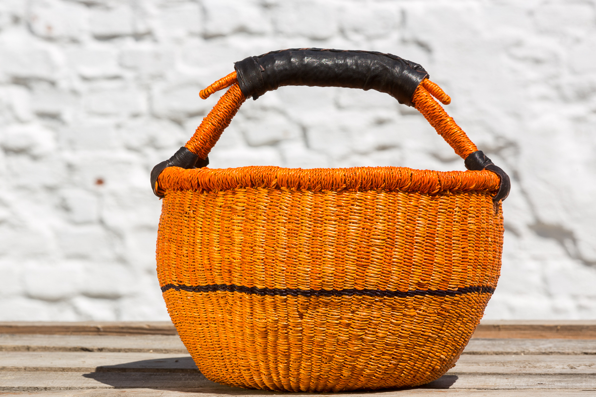 BOLGA BASKET Medium Orange