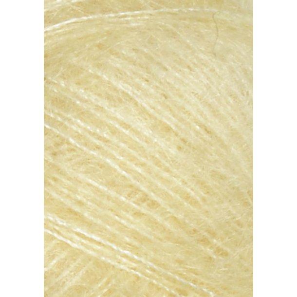 SANDNES TYNN SILK MOHAIR 2101 Lys gul