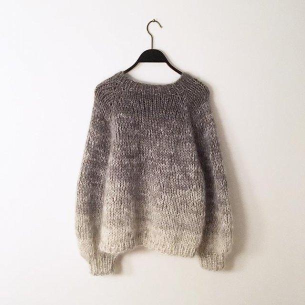 Knitting for Olive: FARVEREGN SWEATER strikkeopskrift