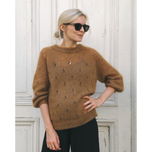 Fortunesweater PETITE KNIT strikkeopskrift