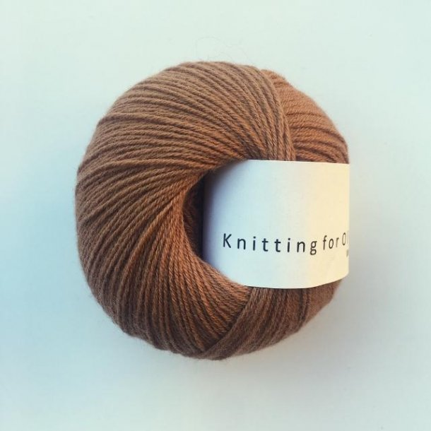 KNITTING FOR OLIVE's MERINO Karamel