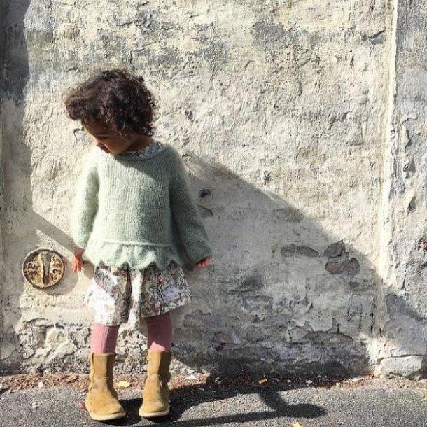Knitting for Olive: POPPY SWEATER strikkeopskrift