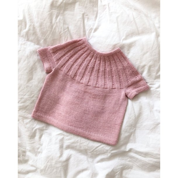 Sunday Tee Mini PETITE KNIT strikkeopskrift