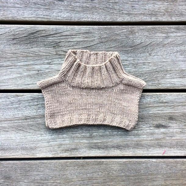 Knitting for Olive: OLIVES HALSEDISSE strikkeopskrift